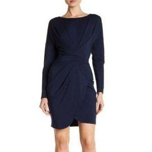 TART Makayla Dress Navy Blue Small